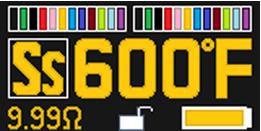 Paramétrage couleurs NX100
